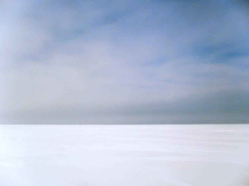 В походе снежном, Азовское побережье, февраль... 005. 008