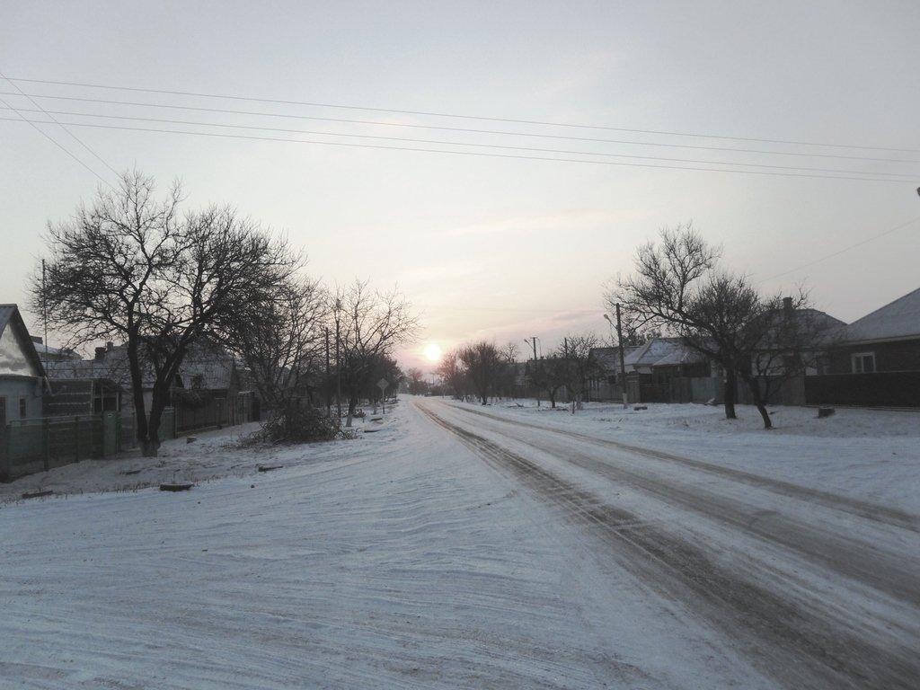 Перед выходом на лёд, туристы в походе... Город в снегу, февраль... 001. 001. 001