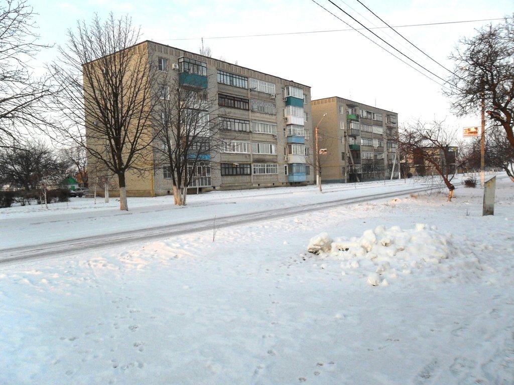 Перед выходом на лёд, туристы в походе... Город в снегу, февраль... 001. 001. 003