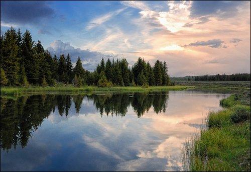 Река Луйка Влад. обл.