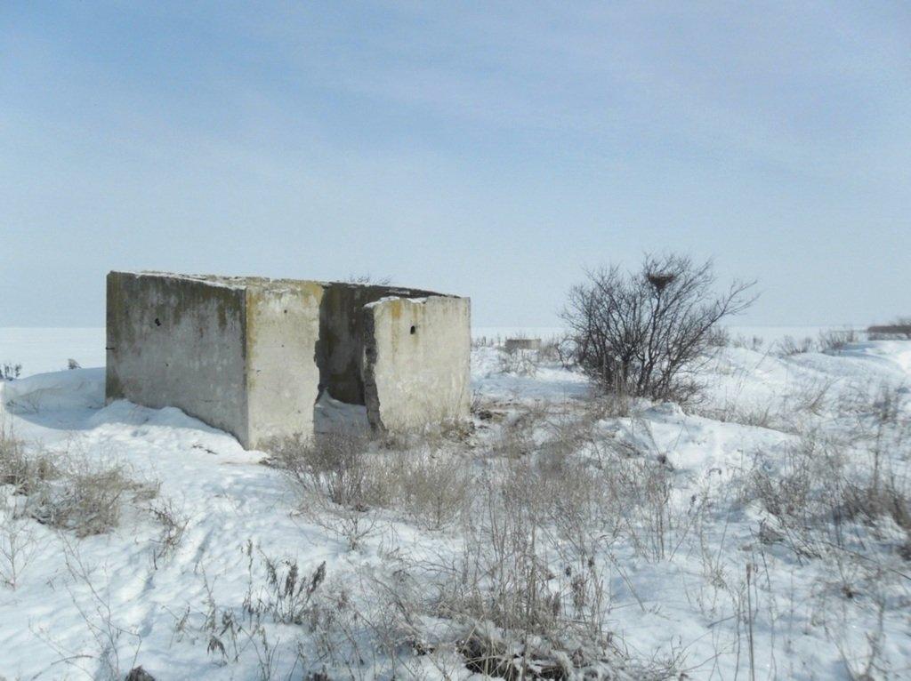 В снегах, путешествие, Ачуевская коса, Азовское море, февраль... 006. 007