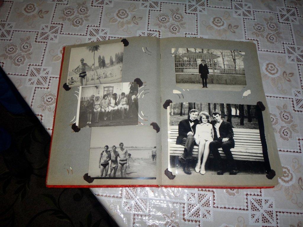 Из фотоальбома шахматиста... 028