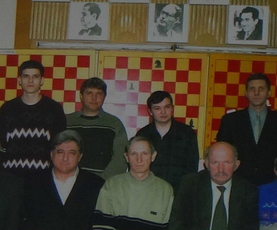 Из фотоальбома шахматиста... 041
