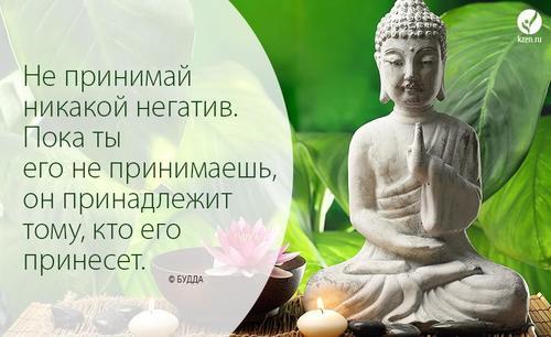 Мудрость от Будды.