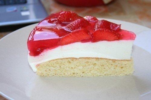 """Торт """"Майская нежность""""."""