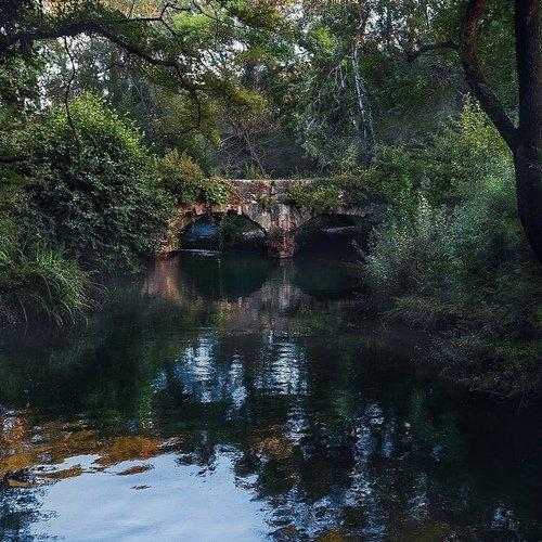 Крымский акведук.