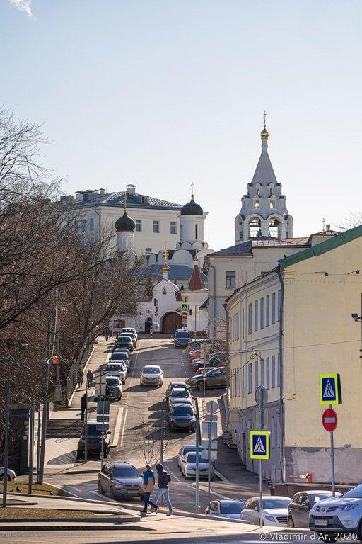 Большой Ватин переулок