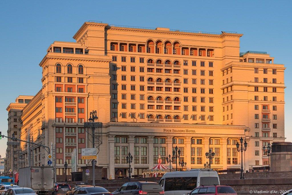Гостиница Москва - Four Seasons Hotel