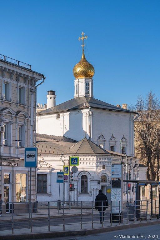 Успенская церковь на Сретенке