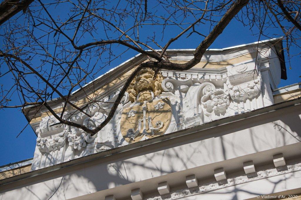 Главный дом усадьбы А. Г. Чижова