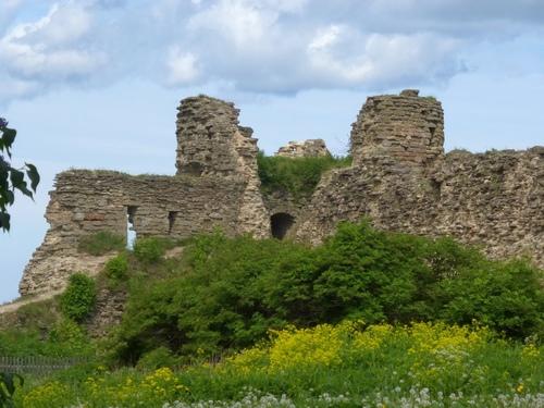 в Копорской крепости