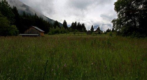 Альпы . Июнь 2013