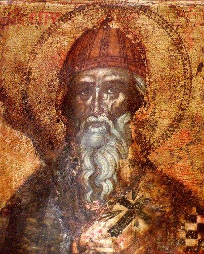 25 декабря - День Святителя СПИРИДОНА ТРИМИФУНТСКОГО.