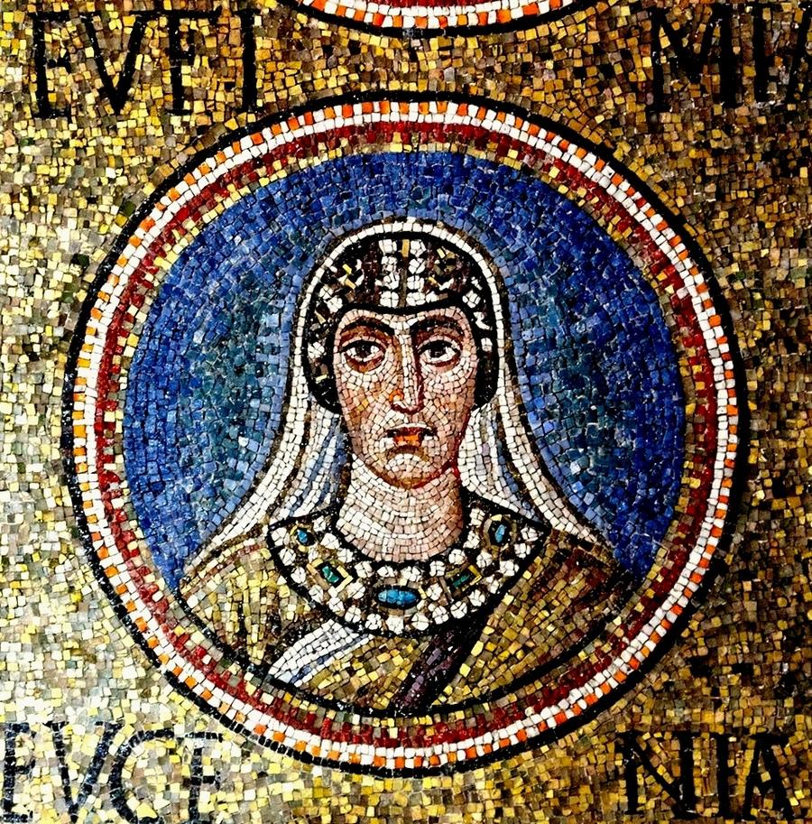 Святая Великомученица Евфимия Всехвальная.