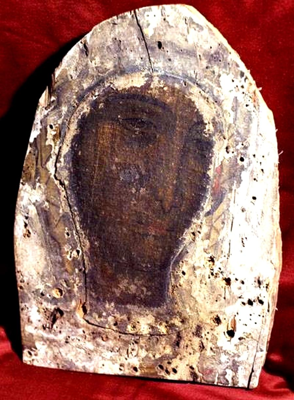 Чудотворная Филермская икона Божией Матери.