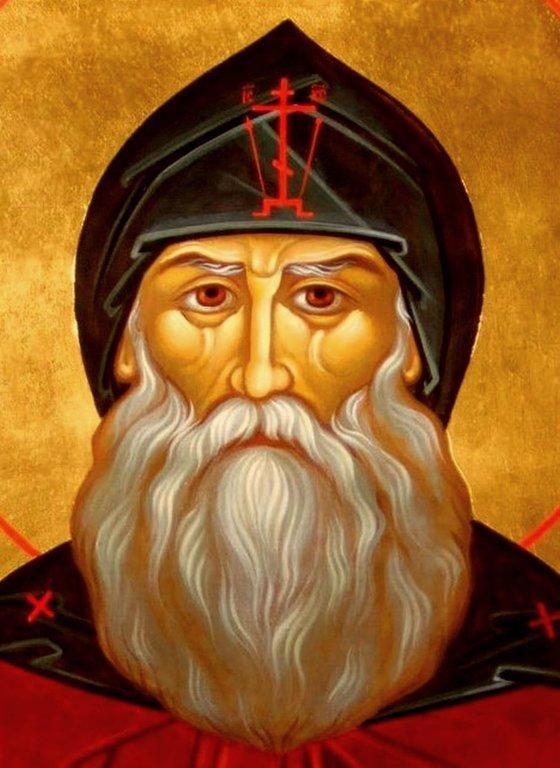 Святой Преподобный Илия Муромец.
