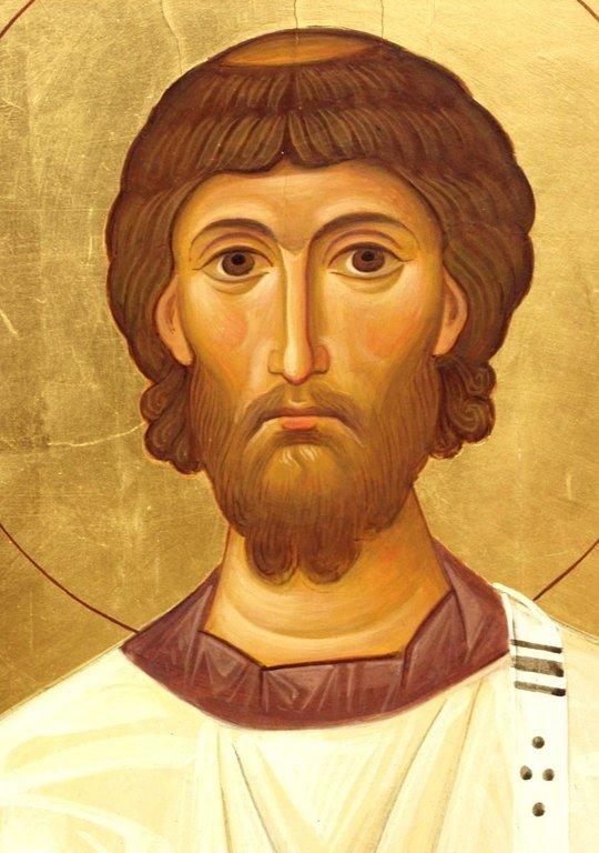 Святой Апостол от Семидесяти Никанор. Иконописец Александр Солдатов.