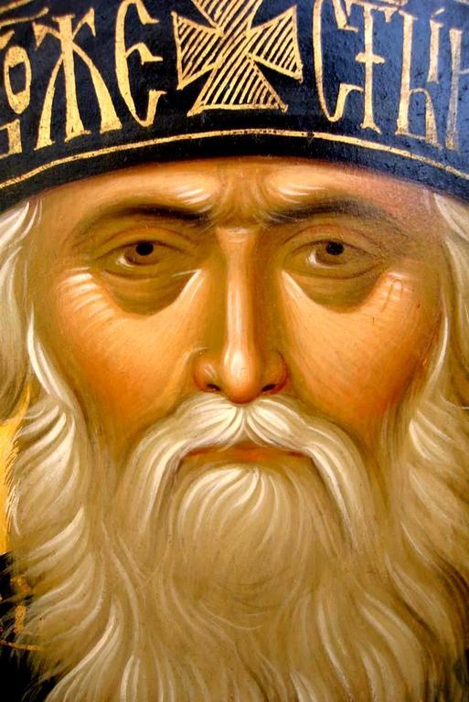Святой Преподобный Иона Киевский.