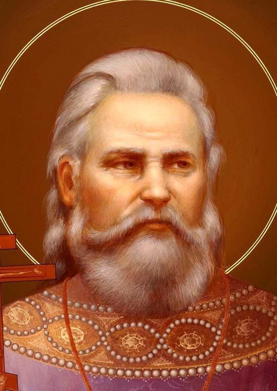 Священномученик иерей Константин Верецкий.