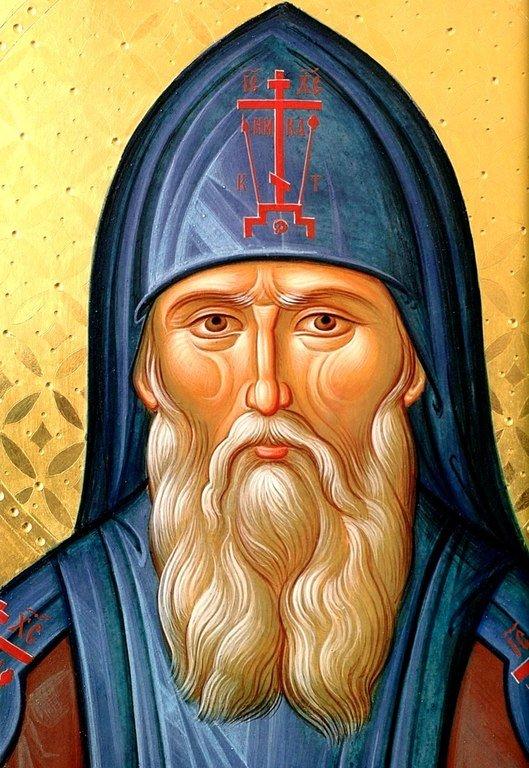 Святой Преподобный Серафим Вырицкий.