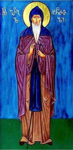 Святой Преподобный Григорий Хандзтийский (Хандзойский).