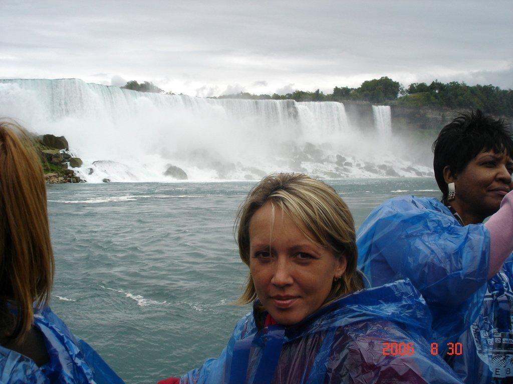 Американская часть Ниагарского водопада