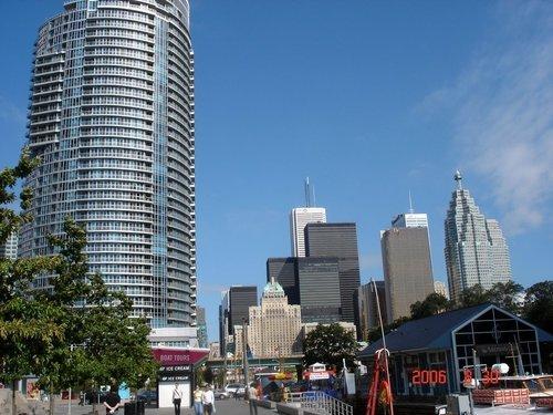 Небоскрёбы Торонто