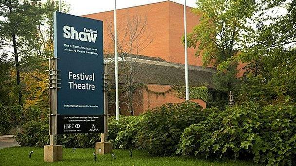 Фестивальный театр Бернарда Шоу (Shaw Festival Theatre)