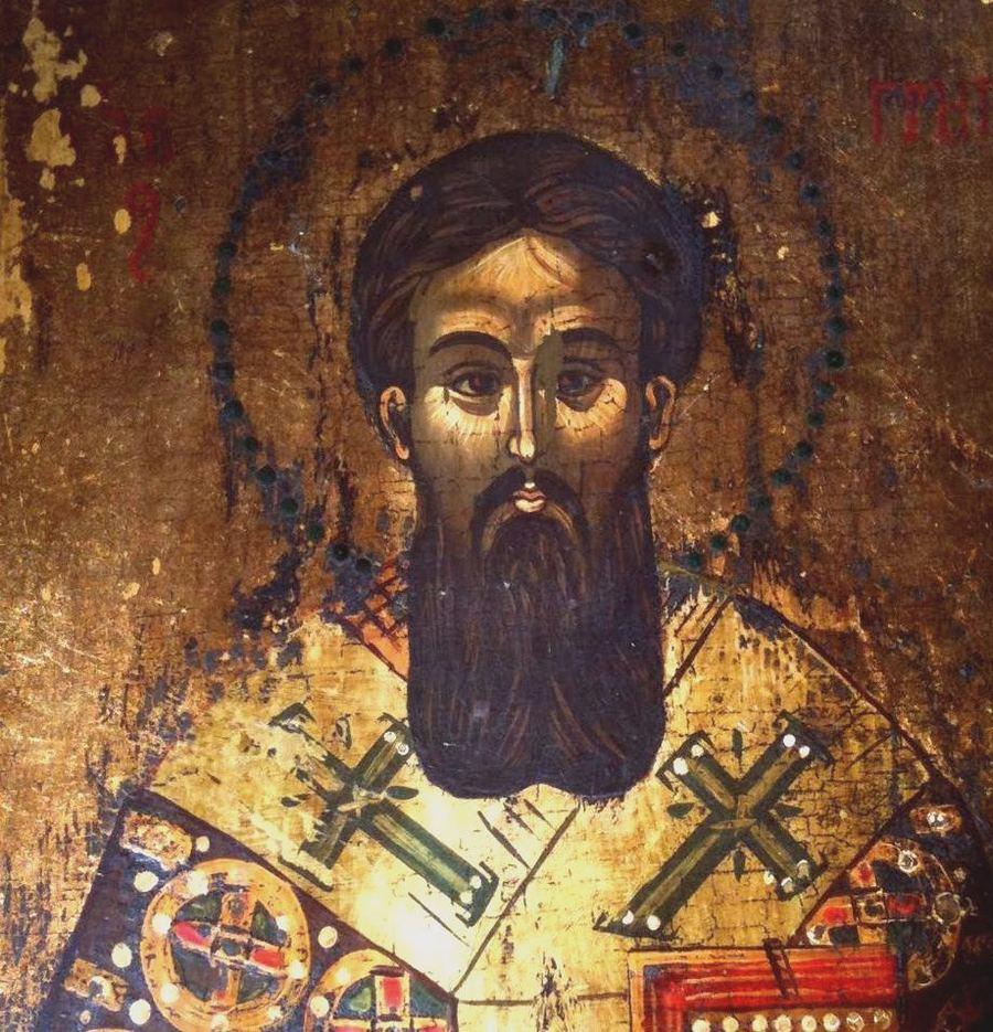 Святитель Григорий Палама, Архиепископ Фессалонитский.