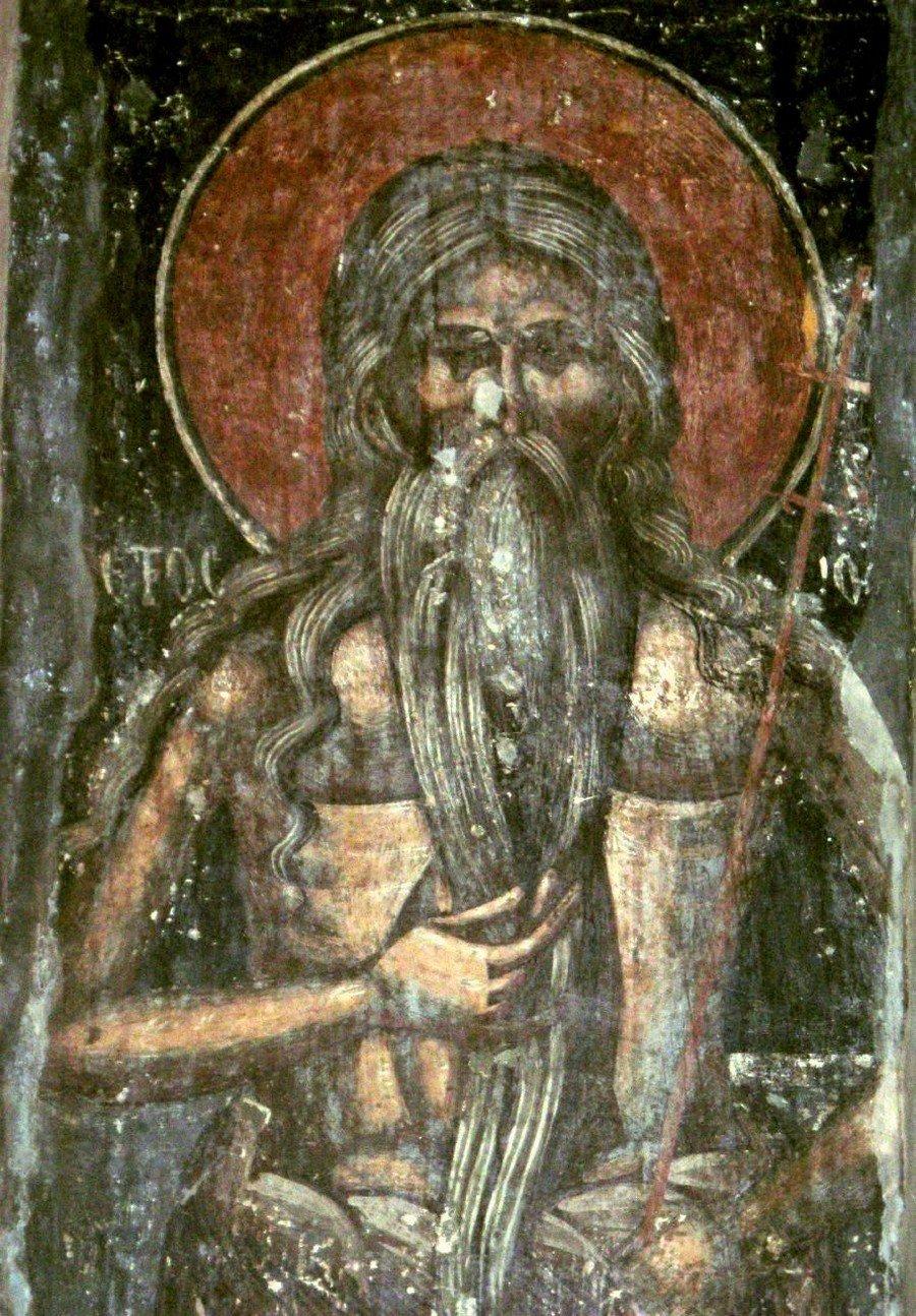 Святой Преподобный Пётр Афонский.
