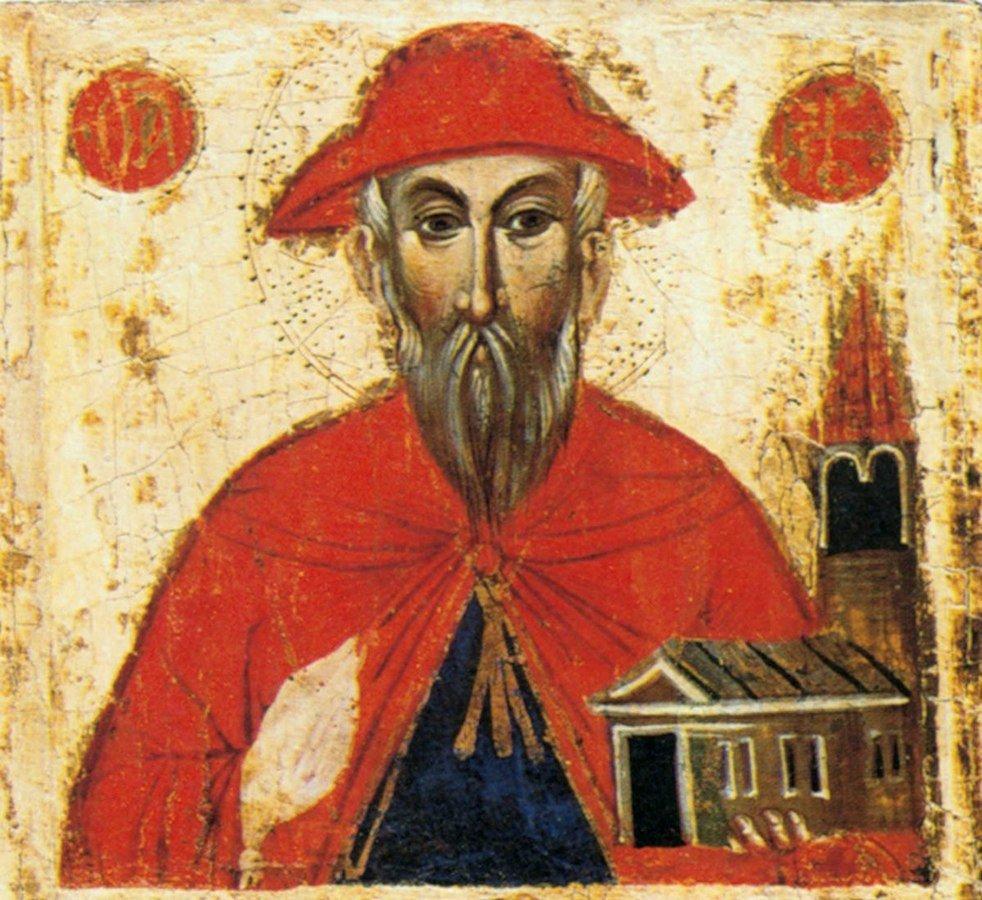 Святой Блаженный Иероним Стридонский.