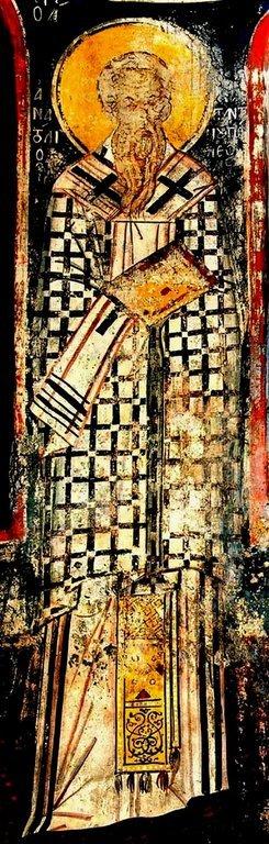 Святитель Анатолий, Патриарх Константинопольский.
