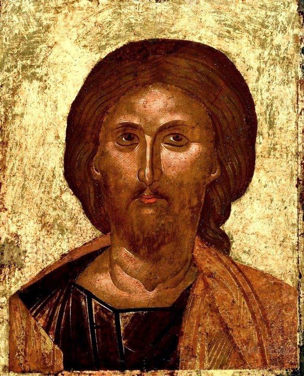 Господь Вседержитель. Икона. Крит, около 1600 года.