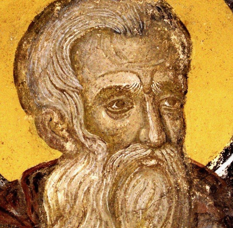 Святой Преподобный Пимен Великий.