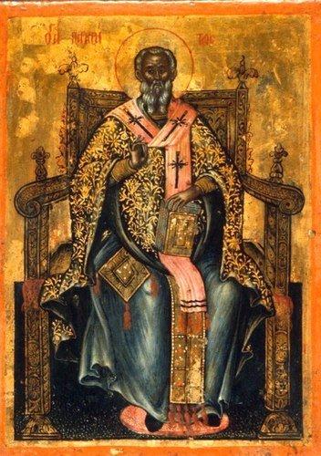 Священномученик Панкратий, Епископ Тавроменийский.