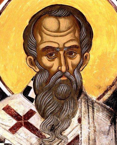 Священномученик Иерофей, Епископ Афинский.