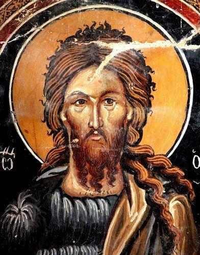 СВЯТОЙ ПРОРОК, ПРЕДТЕЧА И КРЕСТИТЕЛЬ ГОСПОДЕНЬ ИОАНН.