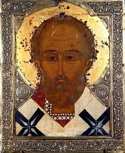 19 декабря - день памяти Святителя Николая Чудотворца.