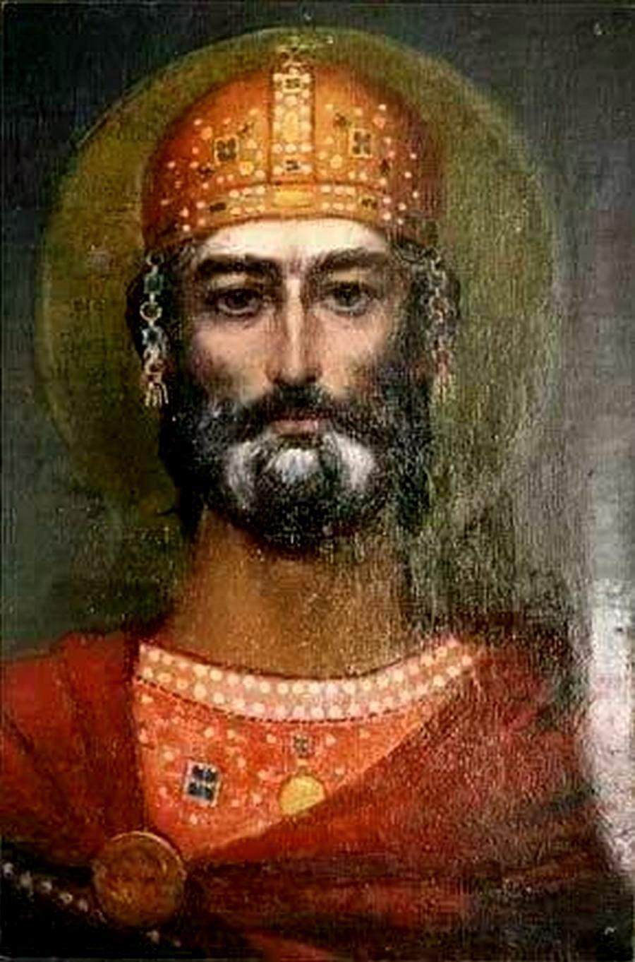 Святой Благоверный Давид Возобновитель (Строитель), царь Иверии и Абхазии.