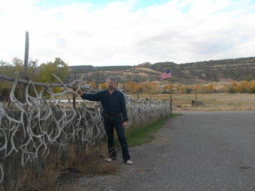 Осторожно! Эта ограда может забодать!..