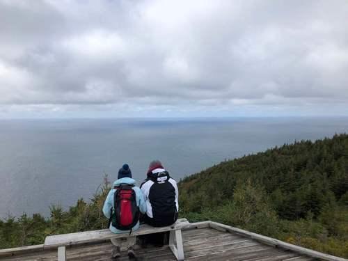 На краешке канадского острова Кейп-Бретон