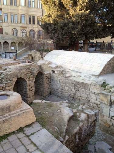 Древние уголки Баку
