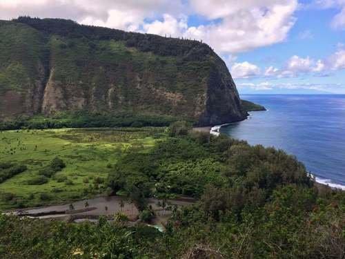 Остров Гавайи. Или просто - БОЛЬШОЙ.