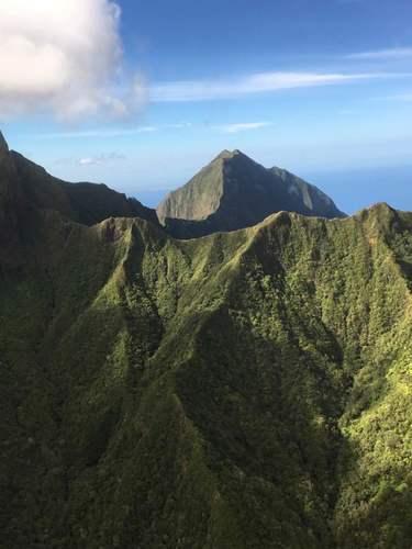 Гавайский остров Молокаи