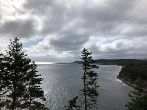 Канадский остров Кейп-Бретон