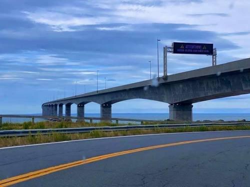 Мост к Острову Принца Эдуарда