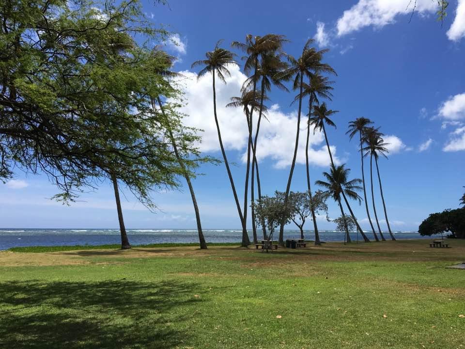 Безлюдные пляжи Куалоа