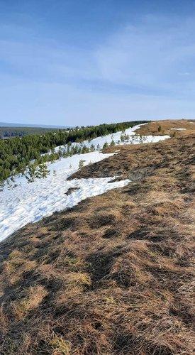 Весна на Среднем Урале