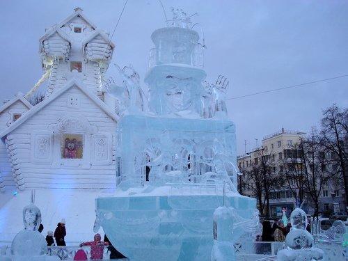 Холодное жильё в центре Екатеринбурга