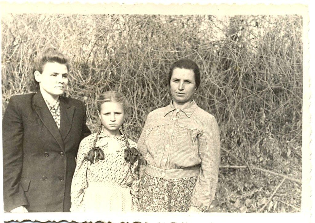 Воспоминание о маме, в её день рождения, 2-го марта (1).